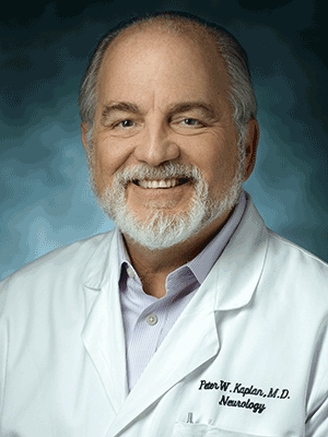 Professor Peter Kaplan will present The EEG of Encephalopathy